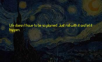 Just Let It Be Quotes
