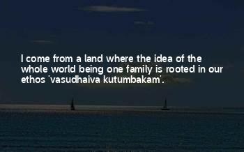 Kutumbakam Quotes