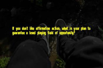 Level Playing Field Quotes