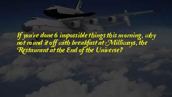 Milliways Quotes