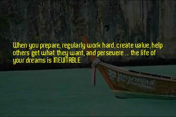 Preparation And Hard Work Quotes