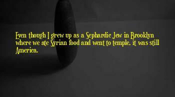 Sephardic Quotes