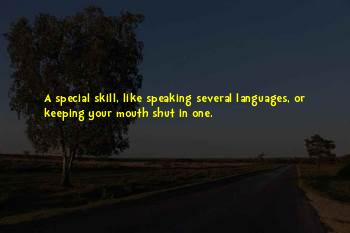 Speaking Skill Quotes