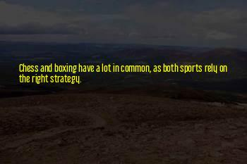 Strategy In Sports Quotes