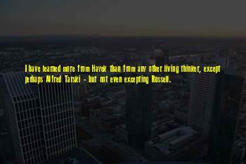 Tarski Quotes