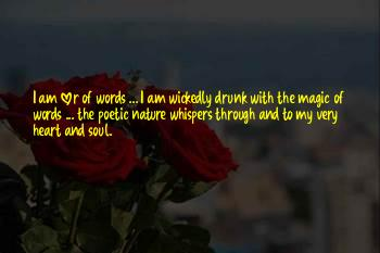 The Nature Of Poetry Quotes