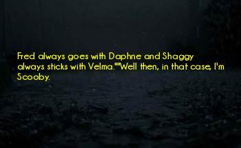 Velma Quotes