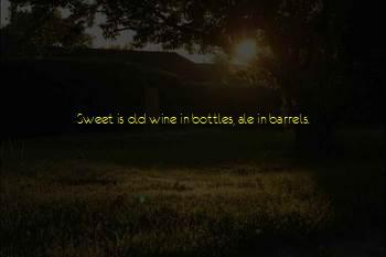 Wine Barrels Quotes