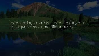 Writing By Rick Riordan Quotes