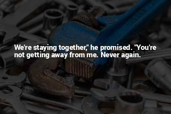 You Promised Me Love Quotes